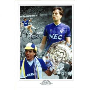 Graeme Sharp Signed Photo
