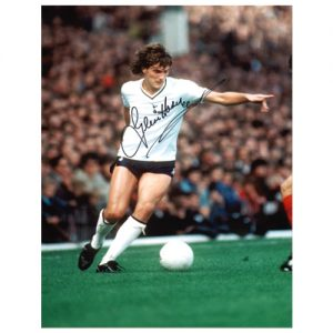 Glenn Hoddle Signed Photo