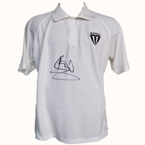 Sir Ian Botham Signed Cricket Shirt