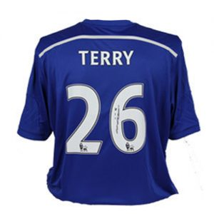 John Terry Signed Chelsea Shirt (2014-2015)