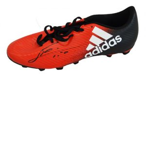 Lionel Messi Signed Football Boot (Adidas X16)