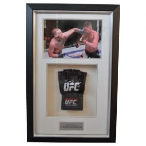 Conor McGregor Framed Signed Glove (UFC)