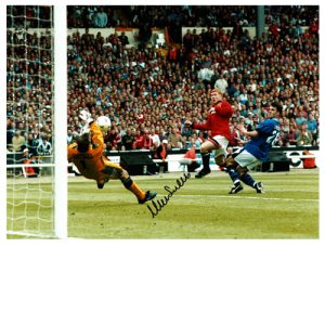 Nevill Southall Signed Photo