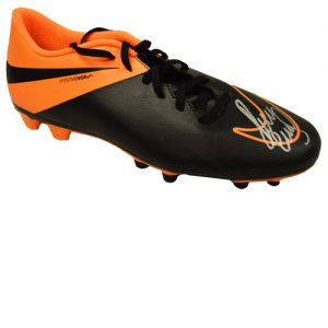 Paul Scholes Signed Football Boot