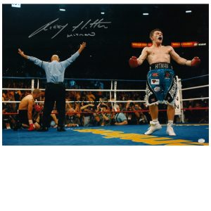 Ricky Hatton Signed Photo