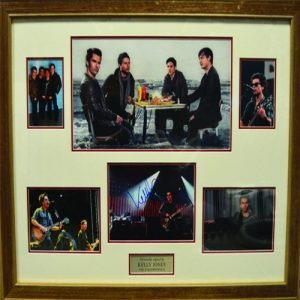 Stereophonics Framed Signed Display