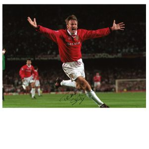 Teddy Sheringham Signed Photo
