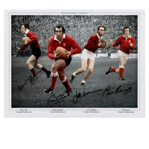 Welsh Rugby Legends