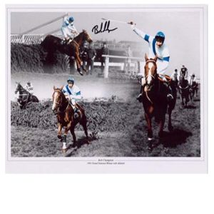 Bob Champion Signed Photo - 1981 Grand National