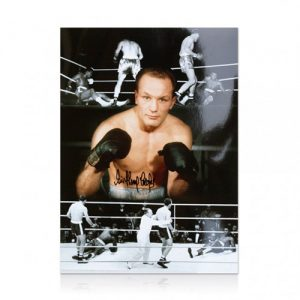 Henry Cooper Signed Photo