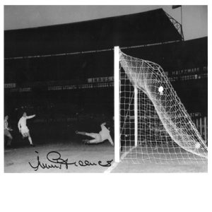 Jimmy Greaves Signed Photo