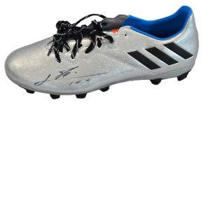 Lionel Messi Signed Football Boot (Adidas 16.3)