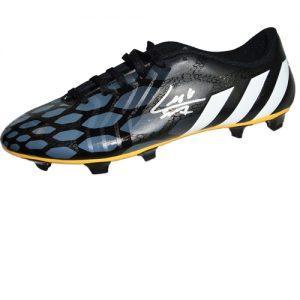 Luis Suarez Signed Football Boot
