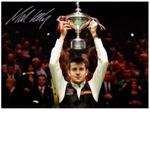 Mark Selby Signed Photo