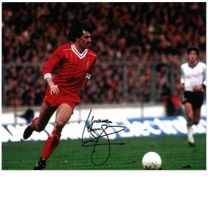 Mark Lawrenson Signed Photo