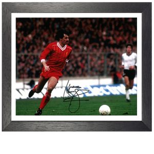 Mark Lawrenson Framed Signed Photo