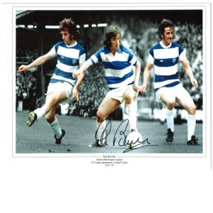 Stan Bowles Signed Photo