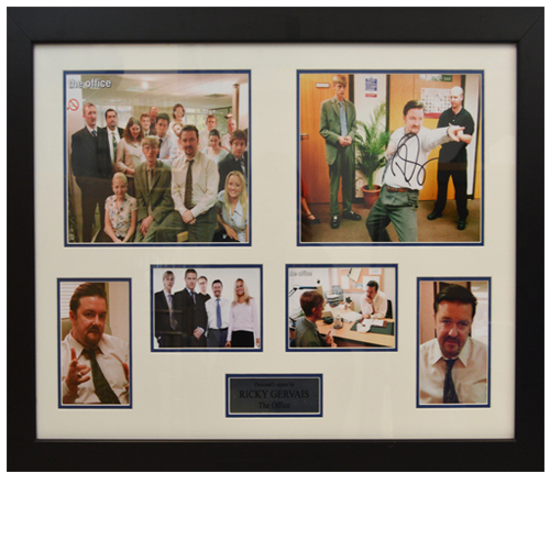 The Office Framed Signed Display
